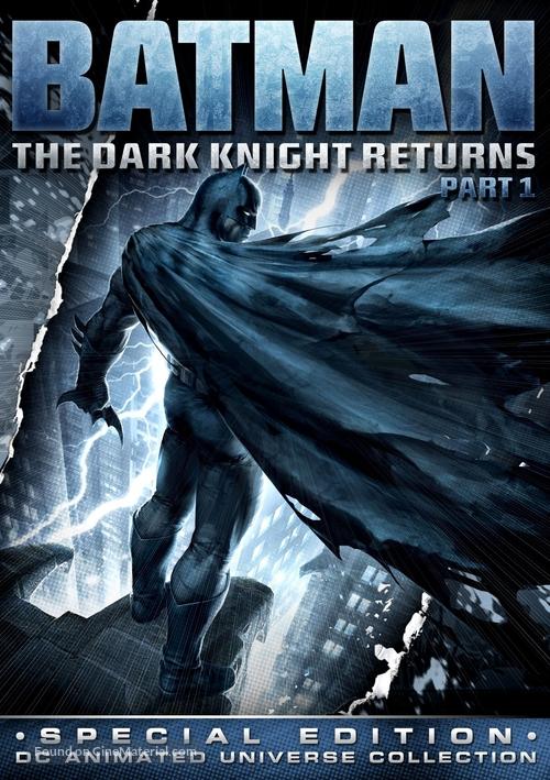 Batman: The Dark Knight Returns, Part 1 (Video 2012 ...