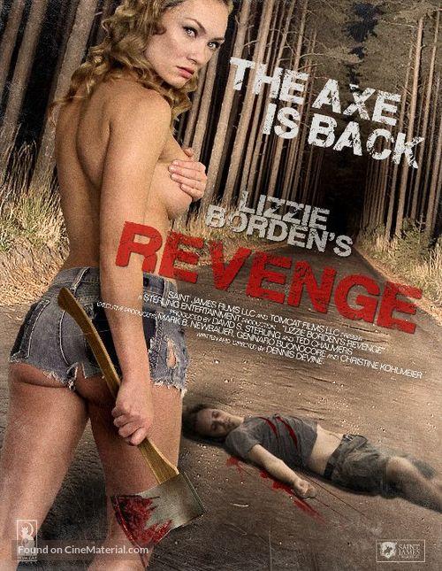 Lizzie Borden's Revenge - Movie Poster