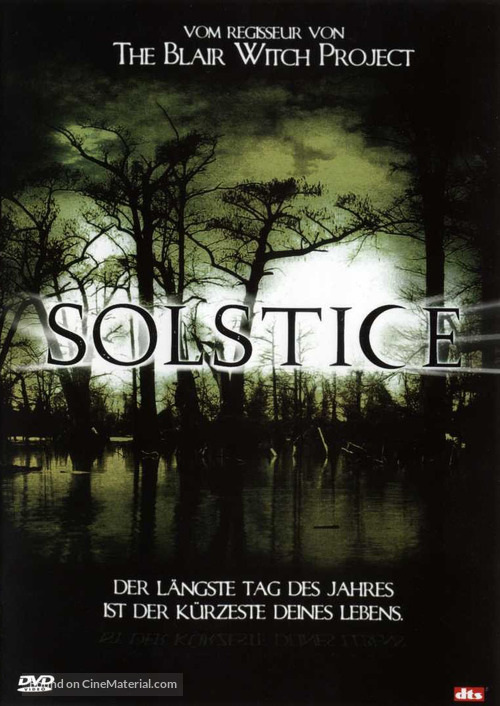 Solstice - German Movie Cover