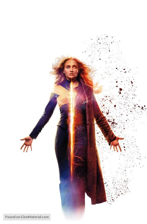 Dark Phoenix - Key art
