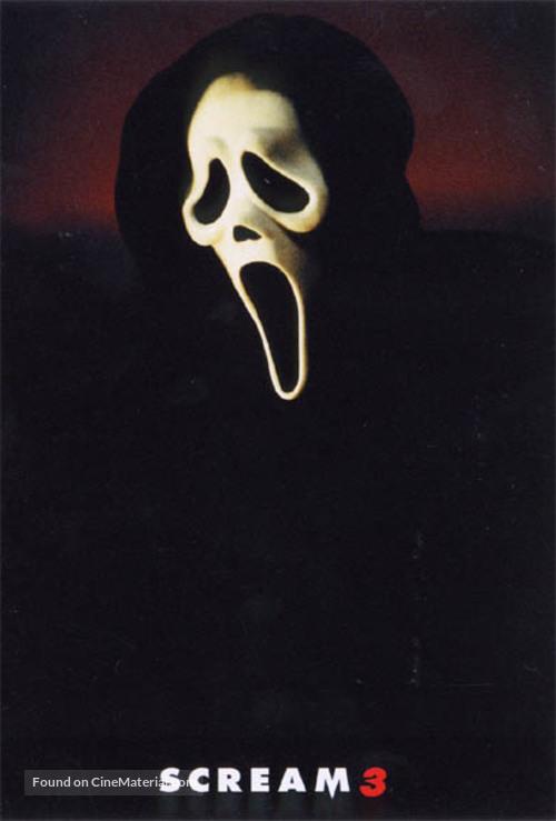 scream 3 poster wwwpixsharkcom images galleries with
