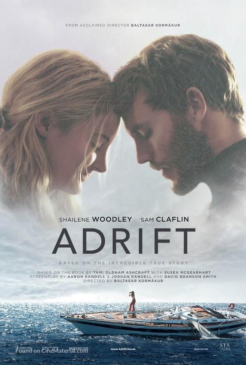 Adrift - Movie Poster