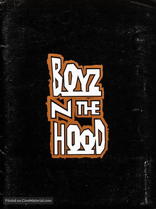 Boyz N The Hood - poster