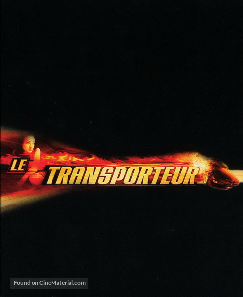 The Transporter - French Movie Poster