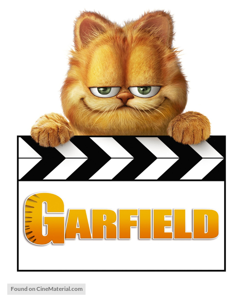 Garfield 2004 Movie Poster