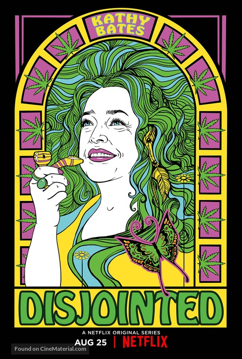 """""""Disjointed"""" - Movie Poster"""