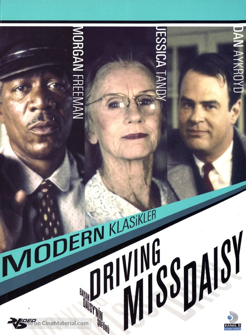 Driving Miss Daisy - Turkish Movie Cover