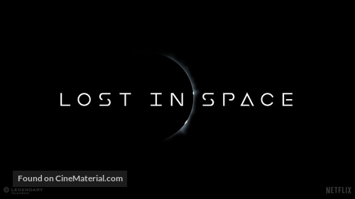 """""""Lost in Space"""" - Logo"""