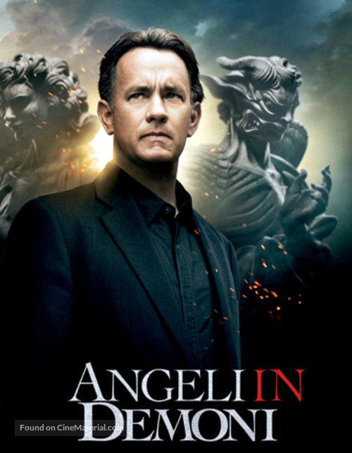 Angels & Demons - Slovenian Movie Poster