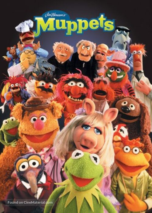 """""""The Muppet Show"""" - Movie Poster"""