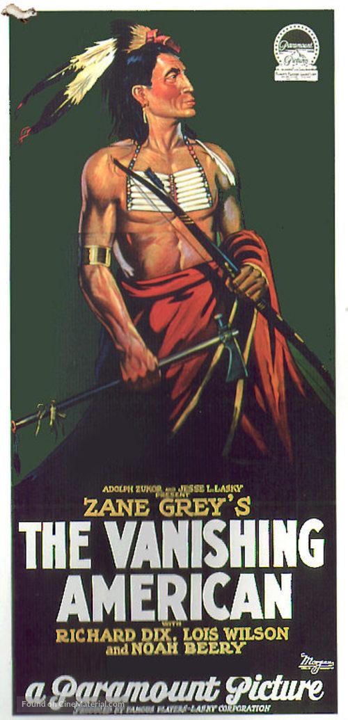 The Vanishing American - Movie Poster