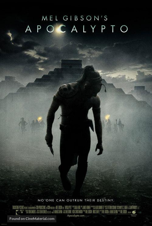 Apocalypto - Movie Poster