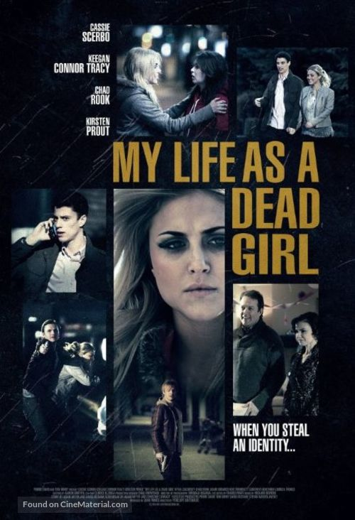 My Life as a Dead Girl - Canadian Movie Poster