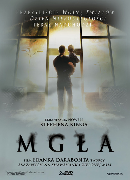 The Mist - Polish Movie Cover