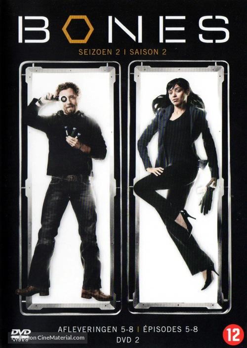 """""""Bones"""" - Dutch Movie Cover"""
