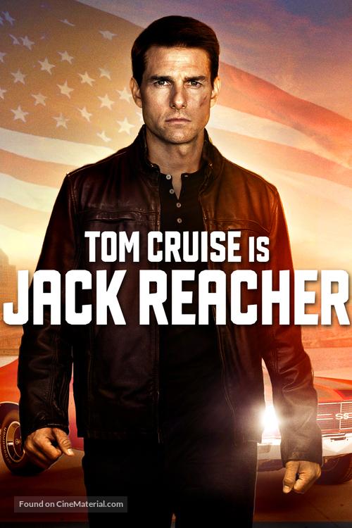 Jack Reacher 2012 Dvd Movie Cover