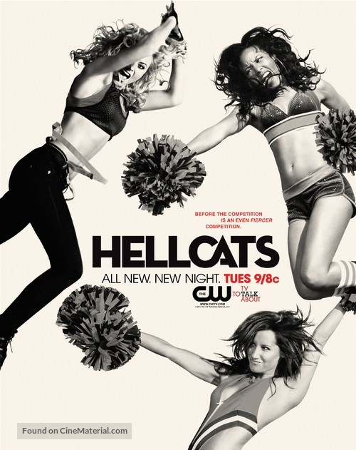 """Hellcats"" - Movie Poster"