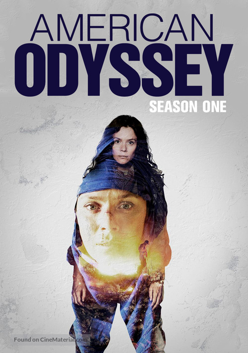 """American Odyssey"" - Movie Cover"