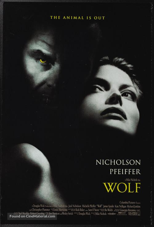 Wolf - Movie Poster