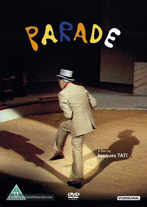 Parade - British DVD movie cover
