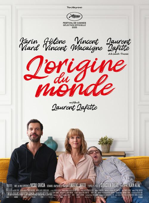 L'origine du monde - French Movie Poster