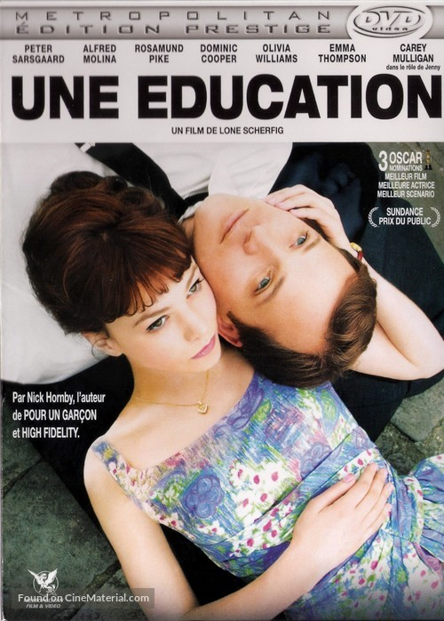 An Education - French Movie Cover
