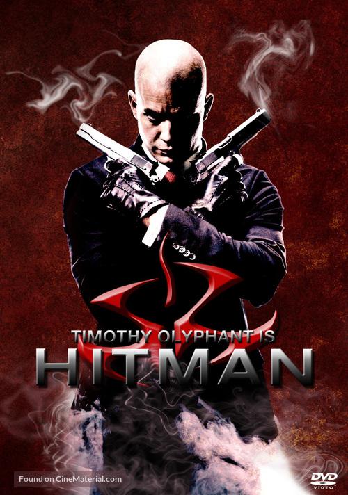 Hitman 2007 Danish Movie Cover