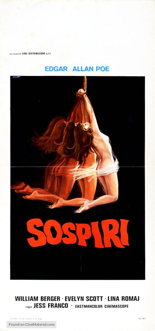 La noche de los asesinos - Italian Movie Poster