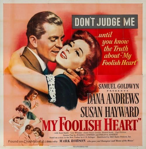 My Foolish Heart - Movie Poster