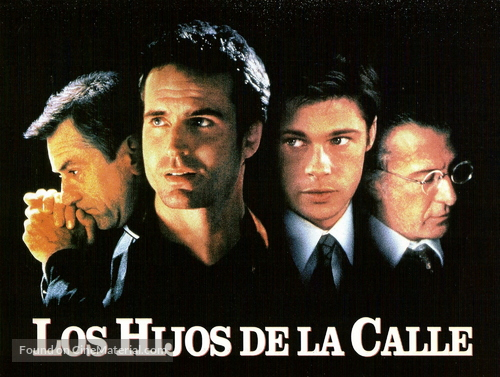Sleepers - Argentinian Movie Poster