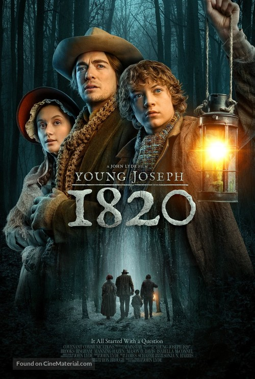 Young Joseph 1820 - Movie Poster