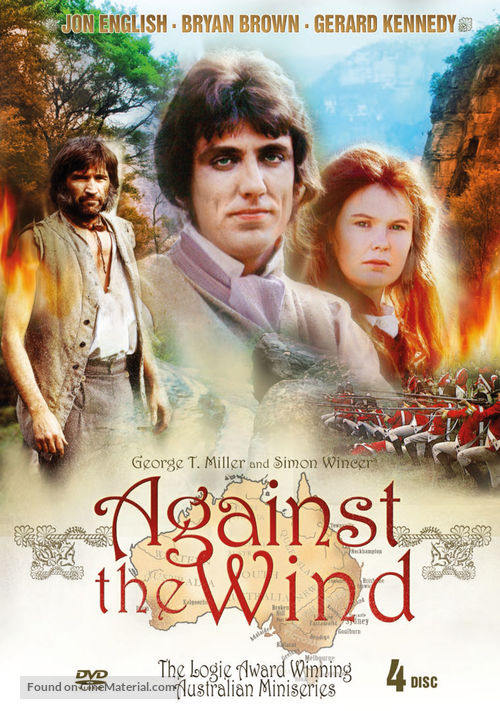 """Against the Wind"" - Danish Movie Cover"