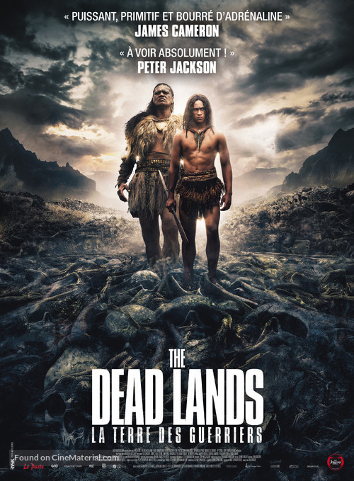 The Dead Lands - French Movie Poster