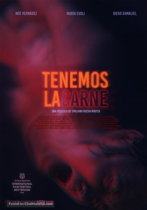 Tenemos la carne - Mexican Movie Poster