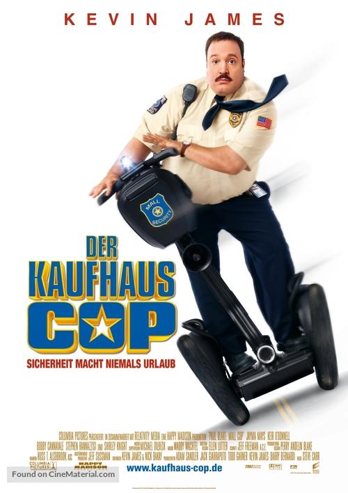 Paul Blart: Mall Cop - German Movie Poster