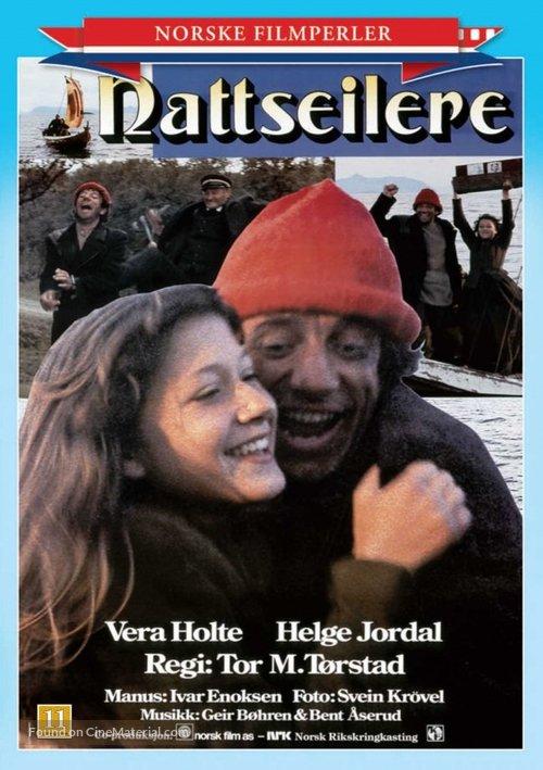 Nattseilere - Norwegian Movie Cover