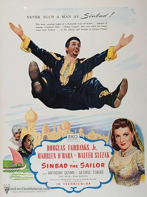Sinbad the Sailor - Movie Poster