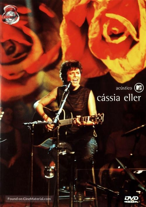 Acústico MTV: Cássia Eller - Brazilian DVD movie cover
