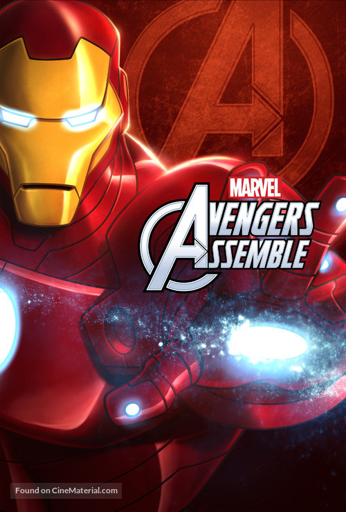 """Avengers Assemble"" - Movie Poster"