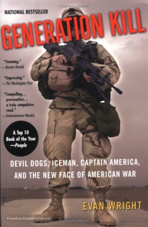 """""""Generation Kill"""" - Movie Poster"""