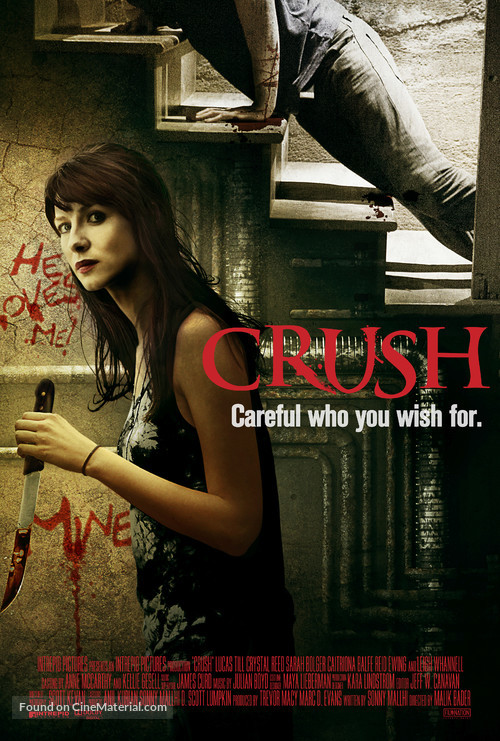 Crush - Movie Poster