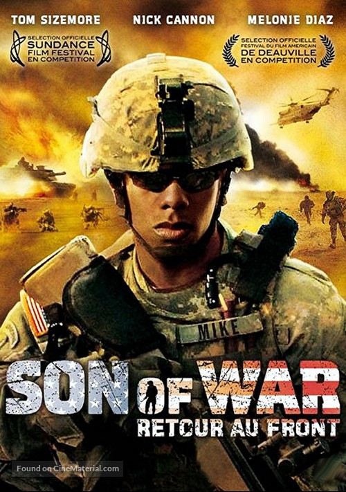 American Son - French DVD movie cover
