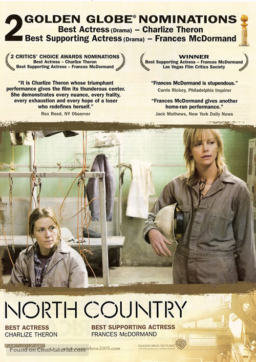North Country - poster