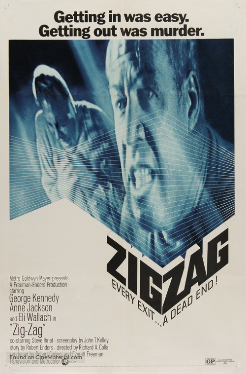 Zigzag - Movie Poster