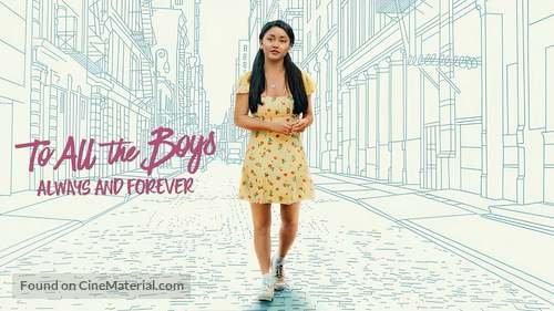 To All the Boys: Always and Forever - Movie Cover