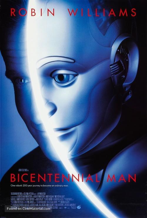 Bicentennial Man - Movie Poster