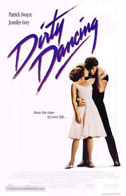 Dirty Dancing - Movie Poster