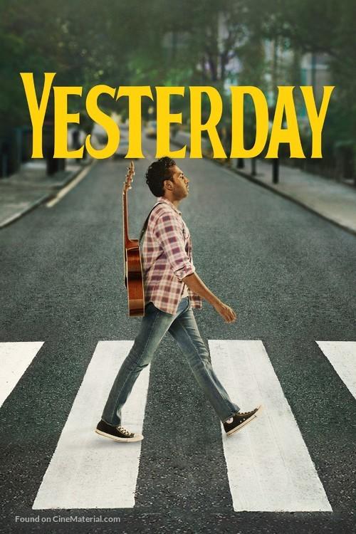 Yesterday - British Movie Cover