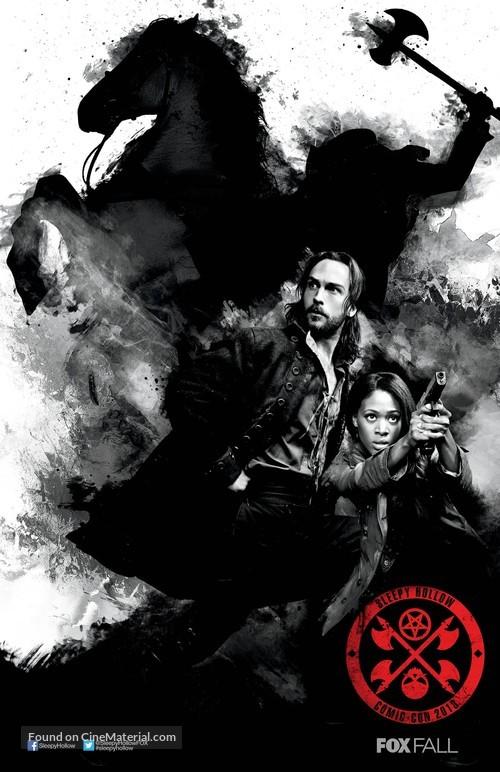"""Sleepy Hollow"" - Movie Poster"