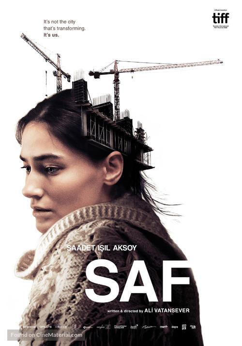 Saf - Turkish Movie Poster
